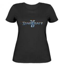 Женская футболка StarCraft 2