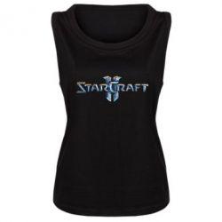 Женская майка StarCraft 2 - FatLine