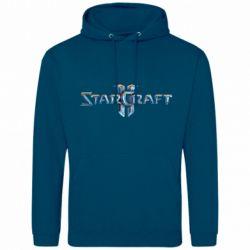 Мужская толстовка StarCraft 2 - FatLine