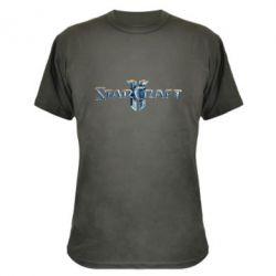 Камуфляжная футболка StarCraft 2 - FatLine