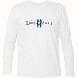 Футболка с длинным рукавом StarCraft 2 - FatLine