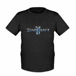Детская футболка StarCraft 2