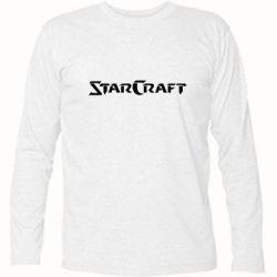 Футболка с длинным рукавом StarCraft - FatLine