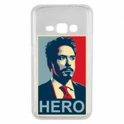 Чохол для Samsung J1 2016 Stark Hero