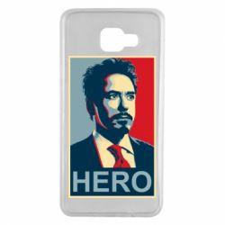 Чохол для Samsung A7 2016 Stark Hero
