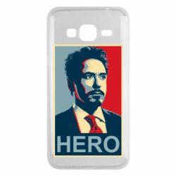 Чохол для Samsung J3 2016 Stark Hero