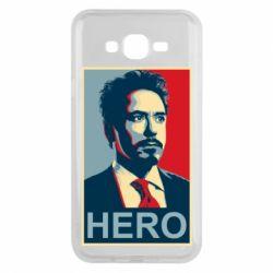 Чохол для Samsung J7 2015 Stark Hero