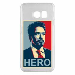 Чохол для Samsung S6 EDGE Stark Hero