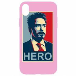 Чохол для iPhone XR Stark Hero