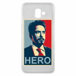 Чохол для Samsung J6 Plus 2018 Stark Hero