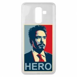 Чохол для Samsung J8 2018 Stark Hero