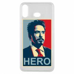 Чохол для Samsung A6s Stark Hero