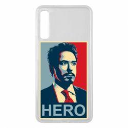 Чохол для Samsung A7 2018 Stark Hero