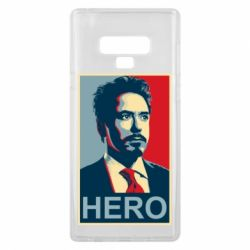 Чохол для Samsung Note 9 Stark Hero
