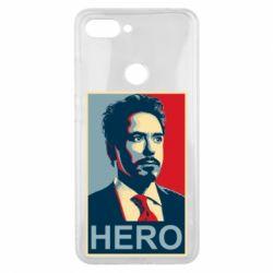 Чохол для Xiaomi Mi8 Lite Stark Hero