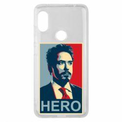 Чохол для Xiaomi Redmi Note Pro 6 Stark Hero