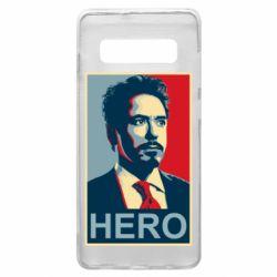 Чохол для Samsung S10+ Stark Hero