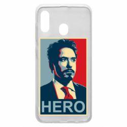 Чохол для Samsung A20 Stark Hero