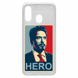 Чохол для Samsung A40 Stark Hero