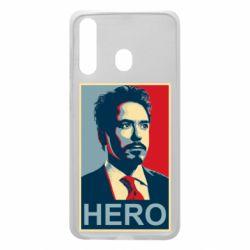 Чохол для Samsung A60 Stark Hero