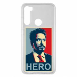 Чохол для Xiaomi Redmi Note 8 Stark Hero