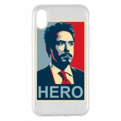 Чохол для iPhone X/Xs Stark Hero