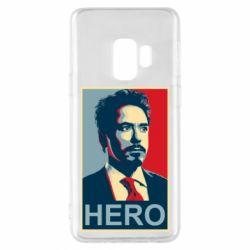 Чохол для Samsung S9 Stark Hero