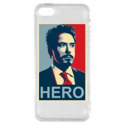 Чохол для iphone 5/5S/SE Stark Hero