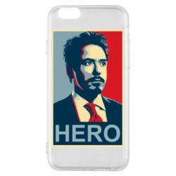 Чохол для iPhone 6/6S Stark Hero