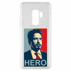 Чохол для Samsung S9+ Stark Hero