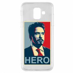 Чохол для Samsung A6 2018 Stark Hero