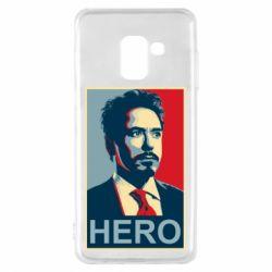 Чохол для Samsung A8 2018 Stark Hero