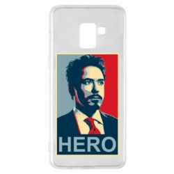 Чохол для Samsung A8+ 2018 Stark Hero