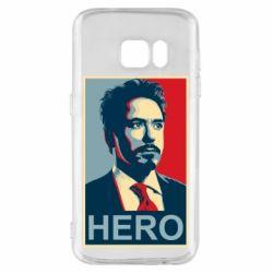 Чохол для Samsung S7 Stark Hero