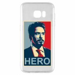 Чохол для Samsung S7 EDGE Stark Hero