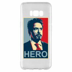 Чохол для Samsung S8+ Stark Hero