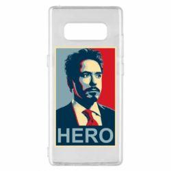 Чохол для Samsung Note 8 Stark Hero