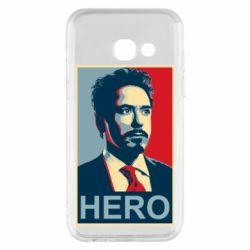 Чохол для Samsung A3 2017 Stark Hero