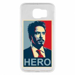 Чохол для Samsung S6 Stark Hero