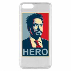 Чохол для Xiaomi Mi Note 3 Stark Hero