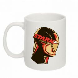 Кружка 320ml Stark Industries - FatLine