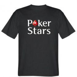 Мужская футболка Stars of Poker - FatLine