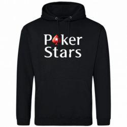 Мужская толстовка Stars of Poker - FatLine