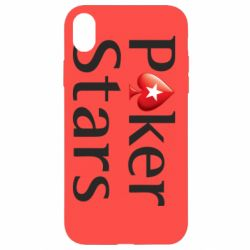 Чохол для iPhone XR Stars of Poker - FatLine