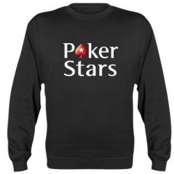 Реглан (свитшот) Stars of Poker - FatLine