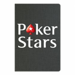 Блокнот А5 Stars of Poker - FatLine