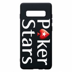 Чохол для Samsung S10+ Stars of Poker
