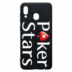 Чохол для Samsung A20 Stars of Poker