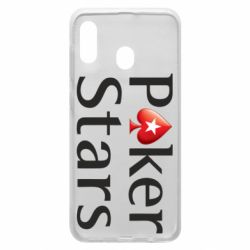 Чохол для Samsung A30 Stars of Poker