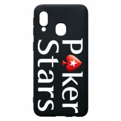 Чохол для Samsung A40 Stars of Poker